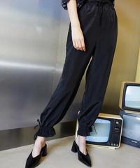 GHOSPELL / Radio Drawstring Trousers