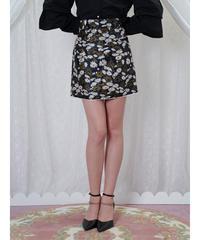 sister jane / Mabelジャガードミニスカート