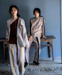 QUWAGI  / LINE SHIRT