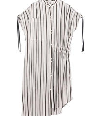 Rito / STRIPE LONG SHIRT