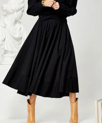 GHOSPELL / THE CLASSICS MIDI SKIRT