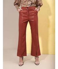 GHOSPELL / Blaze Faux Leather Trousers