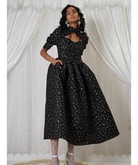 sister jane / DREAM Agnes Jacquard Midi Dress