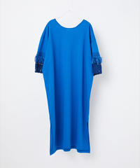 COOHEM / KNIT DETAIL T-SHIRT ONE-PIECE
