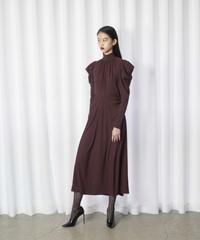 FETICO /  Gathered jersey Dress