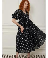 sister jane / DREAM Gilda Jacquard Midi Dress