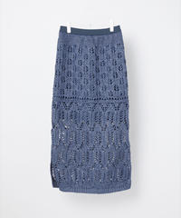 COOHEM / SUMMER LACE KNIT SKIRT