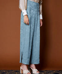 GHOSPELL / Old World Drawstring Trousers