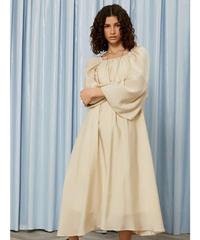 GHOSPELL / Paragraph Midi Dress