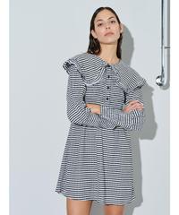 GHOSPELL / Tile Check Mini Dress