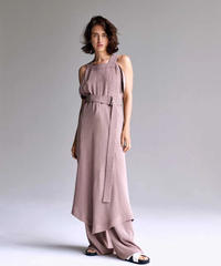 Rito / SALOPETTE DRESS WITH BELT