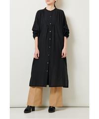 near.nippon / ドビー ロングシャツドレス