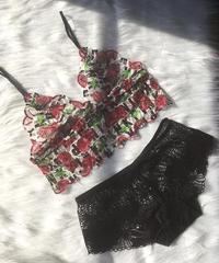 cherry × black