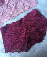 単品 wine red shorts