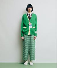DIGAWEL  Rib Cardigan【GREEN】