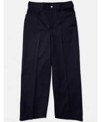 DIGAWEL WORK SLACKS(NAVY)