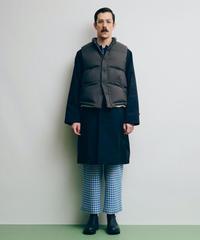 F/CE.×DIGAWEL Puffer Vest【CHARCOAL】