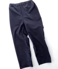 DIGAWEL  VELCRO TAPE PANTS (NAVY)