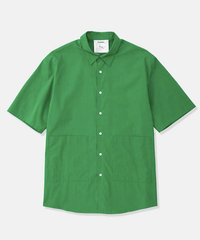 DIGAWEL  S/S SHIRT 【GREEN】