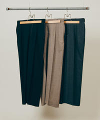 DIGAWEL  INTUCK PANTS【C.GRAY】