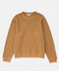 DIGAWEL  Hexagonal Patterns Sweatshirt【BEIGE】