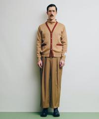 DIGAWEL  2 Intuck Pants【BEIGE】