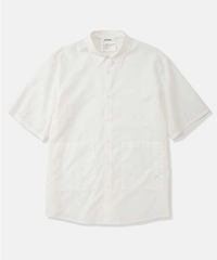 DIGAWEL  S/S SHIRT 【WHITE】