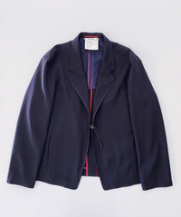 DIGAWEL  TAPE JACKET(NAVY)