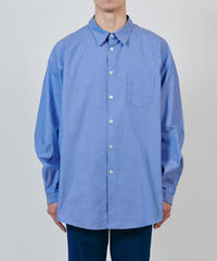 DIGAWEL  Oversized Shirt【SAX】