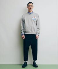 DIGAWEL  Welt Pocket Sweatshrit【GRAY】