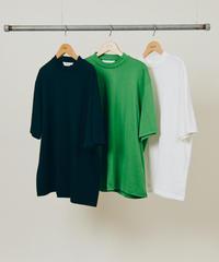 DIGAWEL  MOCK NECK T-SHIRT【GREEN】