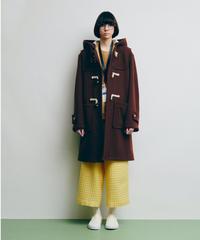 DIGAWEL  Duffle Coat【BROWN】
