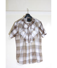 No.R-W-066 remake grandpa western shirt