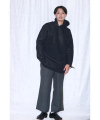 No.R-W-003 remake trickart wide pants (Gray)