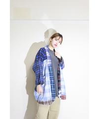 No.R-U-001 fringe oriental cardigan