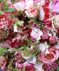 季節の花のおまかせアレンジメントmagnifique