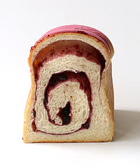 【6月限定】くるくる食パン ブルーベリー【冷凍便】