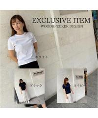 【WOOD&PECKERデザイン】オリジナルTシャツ (クルーネック  3色展開)