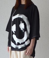 デッドスマイルワイドTシャツ(AF294003-09)