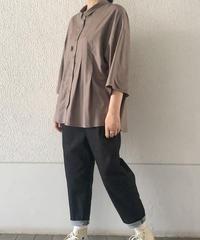 タックワイドシャツ(RE077006-44)