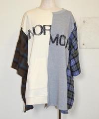リメイクライクワイドTシャツ(AF254003-02)