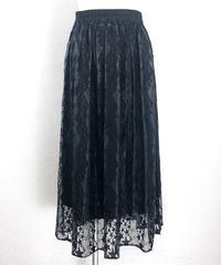 スターレースロングスカート(AG077004-09)