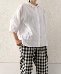 ランタンスリーブシャツ(RE076005-01)