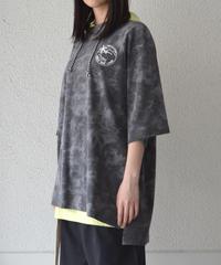 Polar bearタイダイTシャツ(AF208003-09)