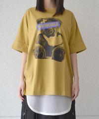 ブロークンベアTシャツ(AF235003-82)