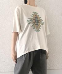 ネイティブコビーTシャツ(RF253006-01)