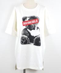 ブロークンベアTシャツ(AF235003-01)