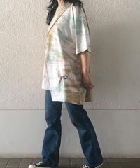 パッチワークBIGTシャツ(AF231005-60)