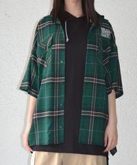 BIGチェックシャツ(AE052003-60)
