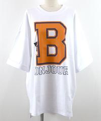 ロールアップスリーブBIG-Tシャツ(RF237002-01)